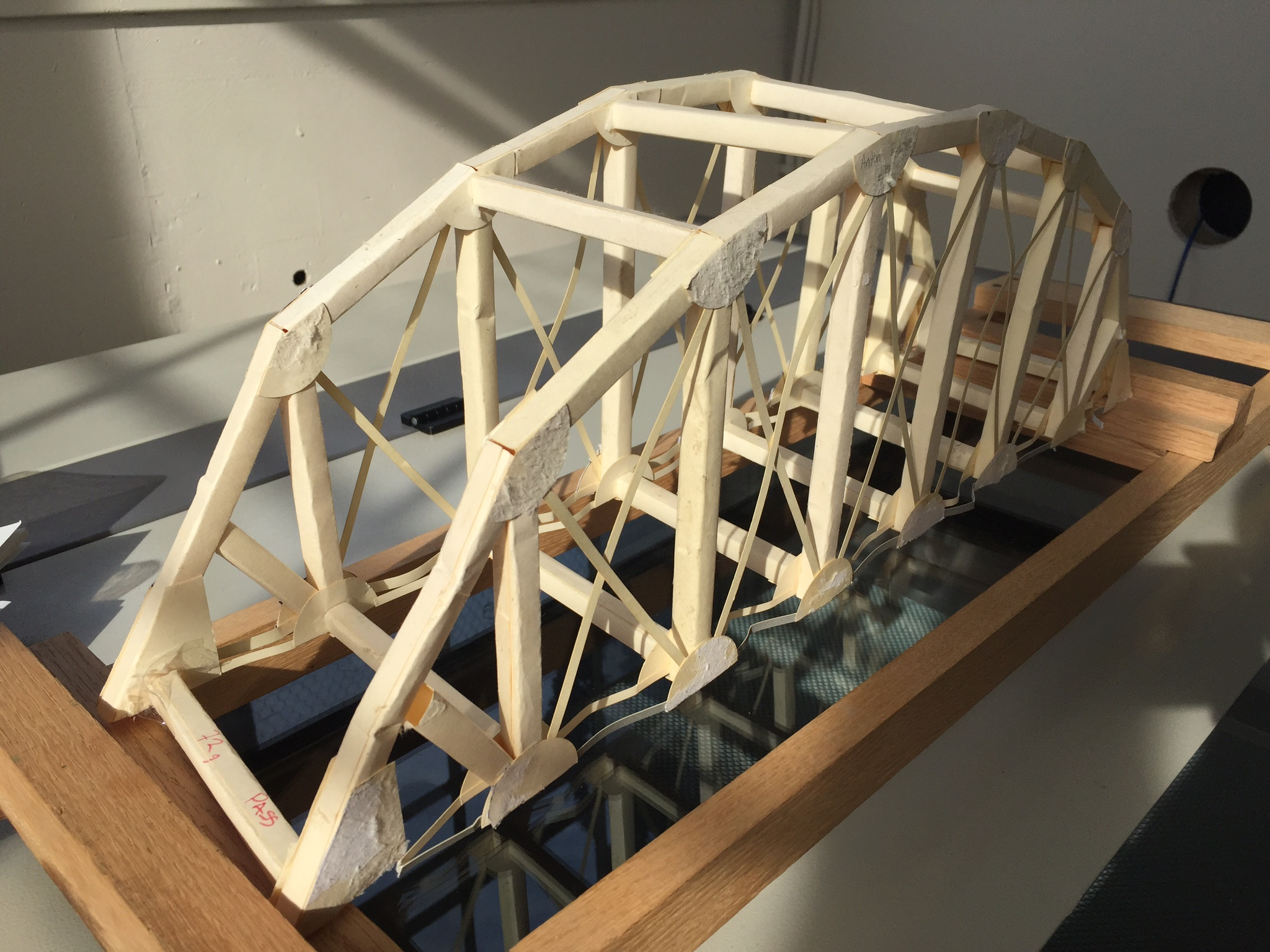 A Modernized Bridge Design Contest Academy Of Physics And Technology