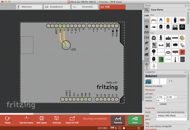 fritzing-preview-pcb